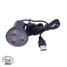 USB 夾式 LED 檯燈 台燈 照明燈 地攤 夜市 工作燈 桌燈 床頭燈 白光(79-2115)