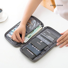 護照包-防潑水牛津布多功能旅行包證件包卡包(小款) AngelNaNa SKA0011