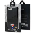 下殺【XO爵士】Apple iPhone SE2/iPhone 8/iPhone 7 4.7吋 碳纖仿皮保護軟套/輕薄保護殼/防護背蓋