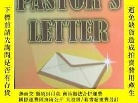 二手書博民逛書店原版英文書《罕見The Pastor s Letter 》by