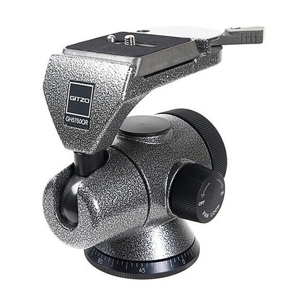 相機專家 Gitzo GH5750QR 5號 鎂合金側向球型雲台 含快拆版 公司貨