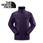 【The North Face 男 ThermoBall 暖魔球 保暖外套 深茄紫】 C939/暖魔球外套