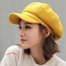 NICEMAMI 報童帽 【BW9600】貝蕾帽 英倫帽 小畫家帽