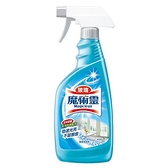 魔術靈玻璃清潔劑噴槍瓶500ml【愛買】