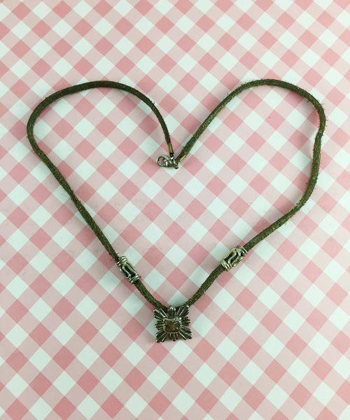 【震撼精品百貨】Hello Kitty 凱蒂貓~造型項鍊-流線造型