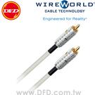 WIREWORLD SOLSTICE 7 至點 8.0M Subwoofer cables 重低音訊號線 原廠公司貨