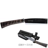 UNIFLAME 手造鑄鐵開山刀 全長35cm 684115