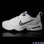 【寬楦頭】NIKE 男多功能鞋 寬楦頭設計適合腳背較高和腳型較寬者 正白色鞋面+銀色LOGO  【7869】