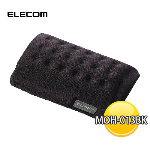 ELECOM COMFY 舒壓滑鼠墊II MOH-013BK