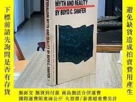 二手書博民逛書店NATIONALISM罕見MYTH AND REALITY BY