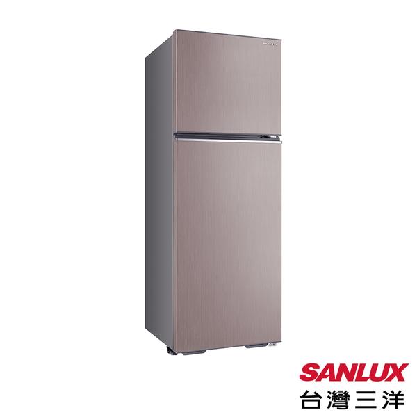 台灣三洋 SANLUX 一級能效 380L雙門變頻電冰箱 SR-C380BV1