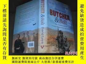 二手書博民逛書店BUTCHER罕見& BoltY205889 出版2008