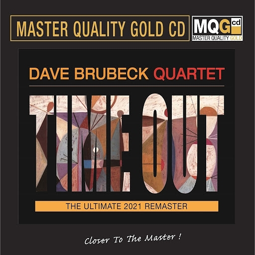【停看聽音響唱片】【MQGCD】Dave Brubeck Quartet Time Out The Ultimate 2021 Remaster