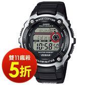 【雙11瘋搶5折! 】CASIO WV-M200-1AJF 日本限定 5局免對時電波錶 現貨+排單!