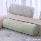 墊腳枕可拆洗床上睡覺抱枕護腰枕大號長款糖果枕頭圓柱枕按摩店腳枕 快速出貨YJT