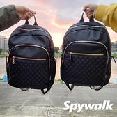 SPYWALK  菱格時尚女用後背包 NO:S9093