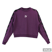 PUMA 女 流行系列TREND圓領衫(F) - 59673025
