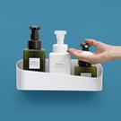 幾何置物架 強力黏膠 無痕置物架  免打孔 瀝水 收納架 衛生間 浴室 長方置物架【N222】MY COLOR
