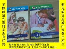 二手書博民逛書店Key罕見Words with peter and Jane : Play with us Read and wr