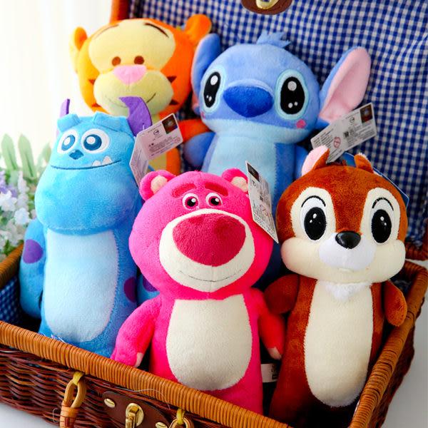 正版迪士尼全身小娃娃 熊抱哥 毛怪 史迪奇 跳跳虎 奇奇 填充娃娃 布偶 玩偶 玩具 皮克斯