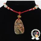 三太子(印度瑪瑙)中國結項鍊 A2【十方佛教文物】