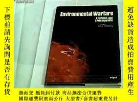二手書博民逛書店Environmental罕見Warfare A Technic