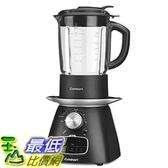 [103 美國直購整新品] Cuisinart SBC-1000 Blend-and-Cook Soup Maker Black 冷熱食物料理機 加熱功能 料理機