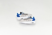 Adidas GEODIVER PRIMEBLUE 男款灰藍色運動慢跑鞋-NO.FZ4689