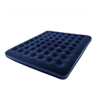 【DZ103C】充氣雙人床墊203x152x22cm 植絨床墊(免運) 充氣床墊 露營 戶外蜂窩獨立筒氣墊床 EZGO商城