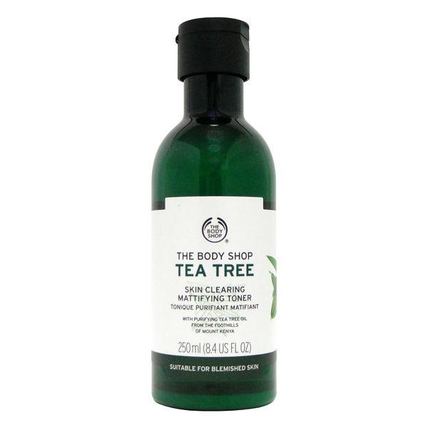 THE BODY SHOP 茶樹淨膚調理水 250ml ◆86小舖 ◆