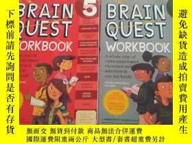 二手書博民逛書店【Brain罕見Quest Workbook: Grade 5】