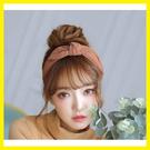 兔耳朵發箍發飾韓國發卡發帶簡約寬邊壓發夾頭箍女超仙日韓版甜美