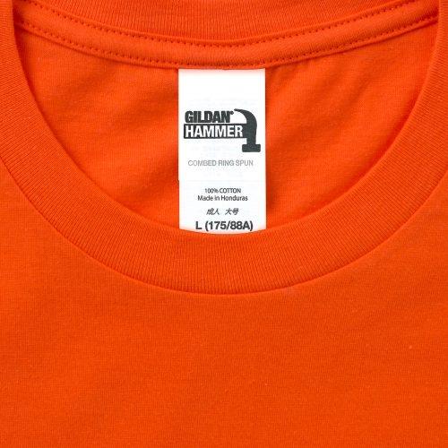 GILDAN經銷商 短T 素T 美國棉 重磅素面圓領T 短袖上衣 HA00型【GDHA00】