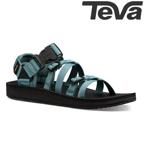 TEVA 《男款》ALP Premier 水陸機能涼鞋 - 大西洋藍
