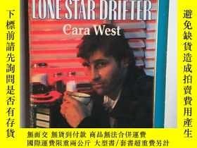 二手書博民逛書店Lone罕見star drifter 英文原版口袋書 孤本Y10
