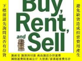 二手書博民逛書店Buy罕見Rent And Sell: How To Profi