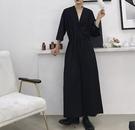 FINDSENSE H1 2018 夏季 新款 男 日本設計師款 高品質V領 高