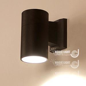 【光的魔法師 Magic Light】戶外燈 單邊投光 庭院燈 (黑)