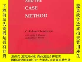 二手書博民逛書店TEACHING罕見AND THE CASE METHODY13