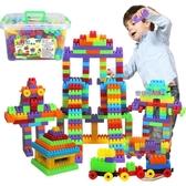 兒童大顆粒塑料拼插拼裝積木寶寶益智男孩女孩小孩玩具1-2周歲3-6