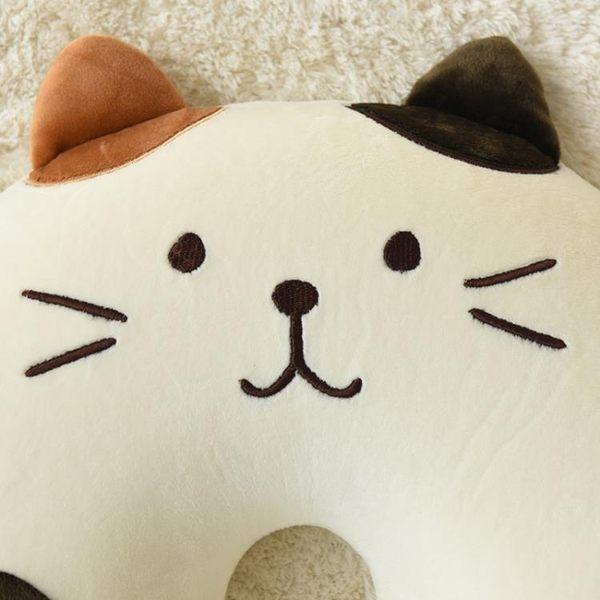 日本貓咪坐墊辦公室慢回彈椅墊加厚孕婦翹臀美臀墊子送女生禮物 全館8折
