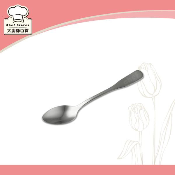 OSAMA王樣義式小餐匙304厚料不銹鋼兒童湯匙-大廚師百貨