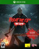 X1 Friday The 13th: The Game 十三號星期五(美版代購)