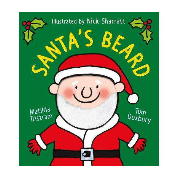 Santa's Beard 聖誕老公公鬍子 精裝操作書