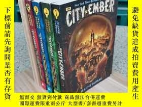 二手書博民逛書店The罕見City of Ember Complete Boxed Set:The Prophet of Yonw