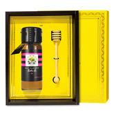 【養蜂人家】御品金鐉禮盒-(優選Taiwan貴妃蜂蜜425g*1瓶+歐式原木蜂蜜棒*1支)