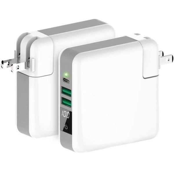 【Love Shop】新款二合一國際 QI無線充電器+行動電源 6700mah 蘋果X手機Qi快充無線充電底座 無線快充