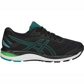 ASICS GEL-CUMULUS [1011A013-003] 男鞋 運動 慢跑 休閒 黑 藍 亞瑟士