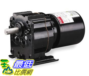 [106美國直購] 馬達 Dayton 3M326 AC Gearmotor 115 Nameplate rpm 4.1 Max. Torque 200.0 in.-lb. Enclosure TEFC