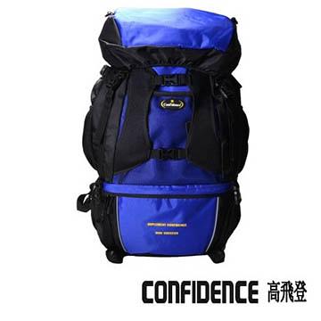 背包袋 超大 Confidence 高飛登 9731貴族藍(福利品)